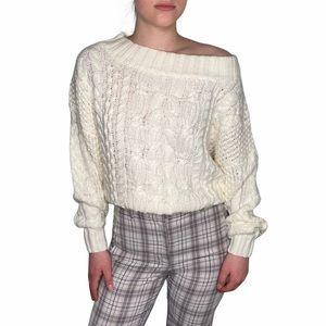 John+Jenn Chunky Knit Sweater